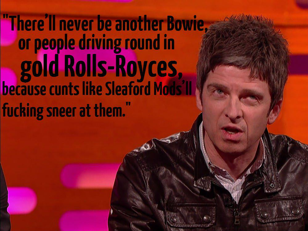 sleaford These Brilliant Quotes Prove Noel Gallagher Is The Funniest Rock Star Alive