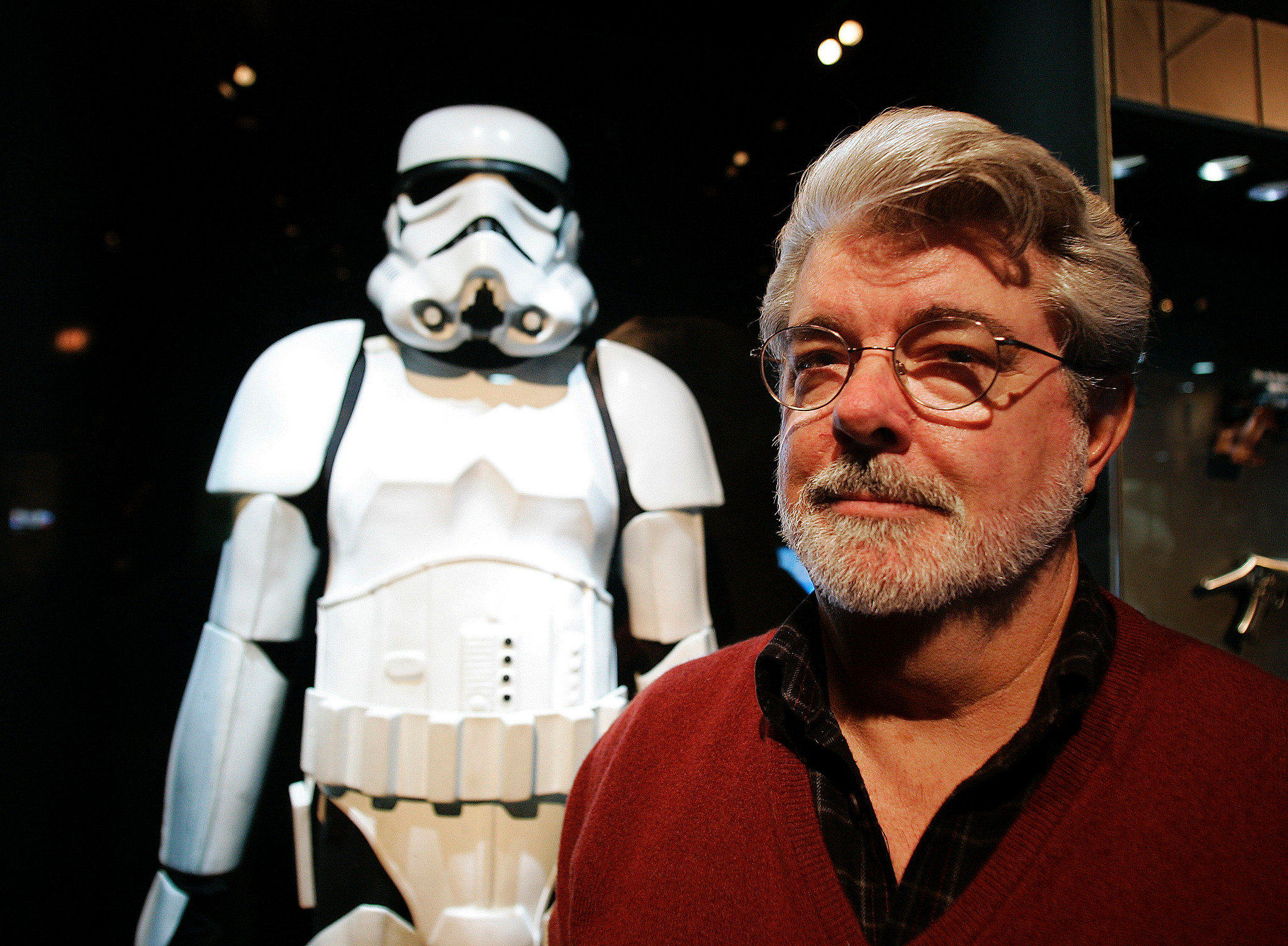 starwars5 Watch George Lucas Say He Feels Like He Sold Star Wars To White Slavers