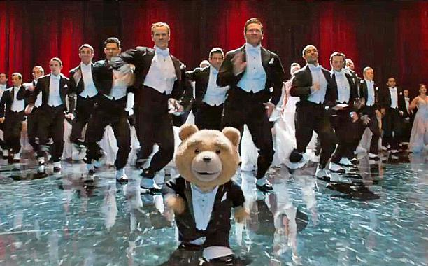 ted 2 dance Welcome To The UNILAD Alternative Oscars