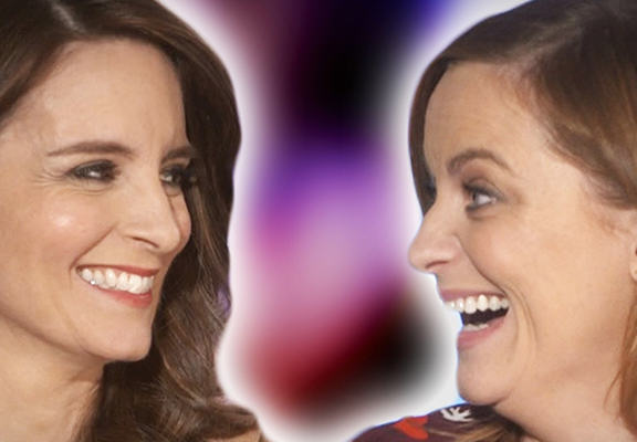 Tina Fey And Amy Poehler Give The Only Life Advice You Need tina amy web
