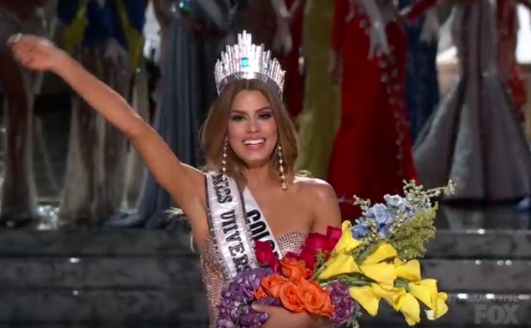 universe1 The Wrong Winner Gets Announced As Miss Universe 2015