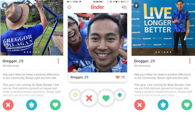 Politician Uses Tinder To Get To Know Voters, Goes Horribly Wrong
