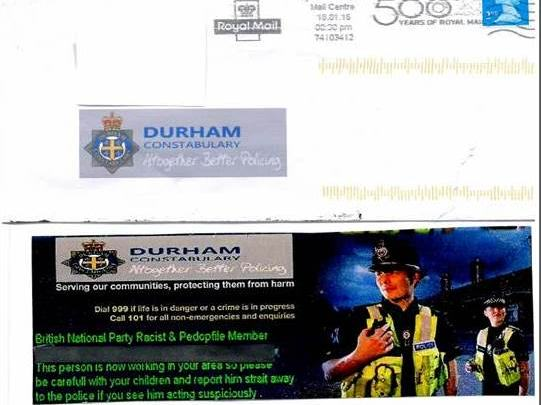 Police Investigate Police Letters Accusing Man Of Being A Peadophile 754390401