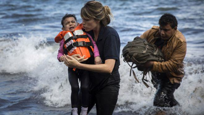85844406 syrian 976ap Greek Islanders Set To Be Nominated For Nobel Peace Prize