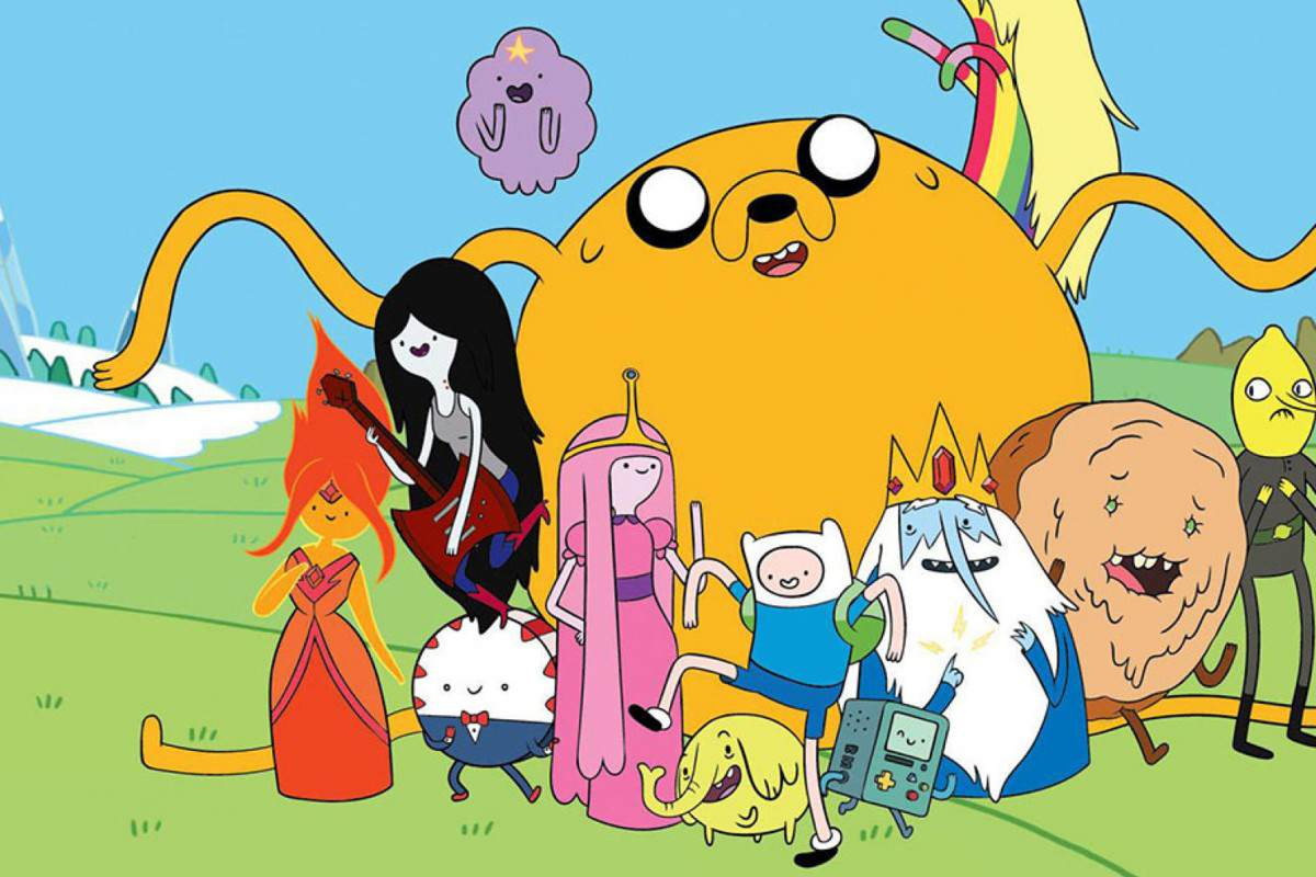 AdventureTime 1200x800 These Classic Kids TV Shows Were Trippy As F*ck
