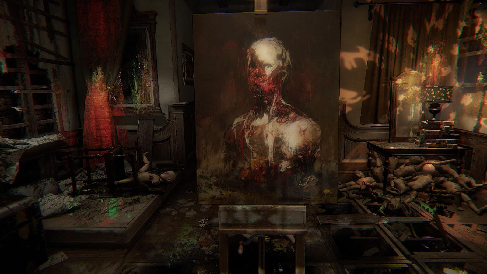 P.T. Inspired Layers Of Fear Gets Release Date, Looks Absolutely Terrifying Layers Of Fear 2015 09 30 20 50 51 21