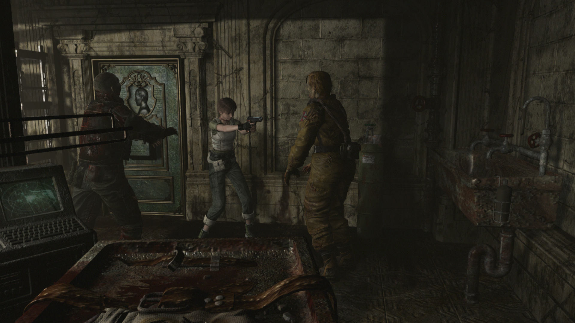 RE0 Review 0014 1452532995 Resident Evil 0 HD Is A Welcome Reminder Of The Series Roots