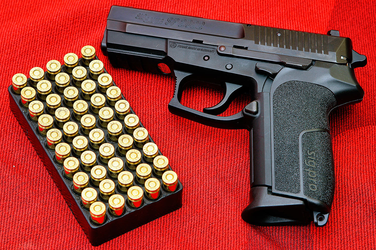 SIG Pro by Augustas Didzgalvis Man Afraid Of Public Shootings Accidentally Becomes Public Shooter