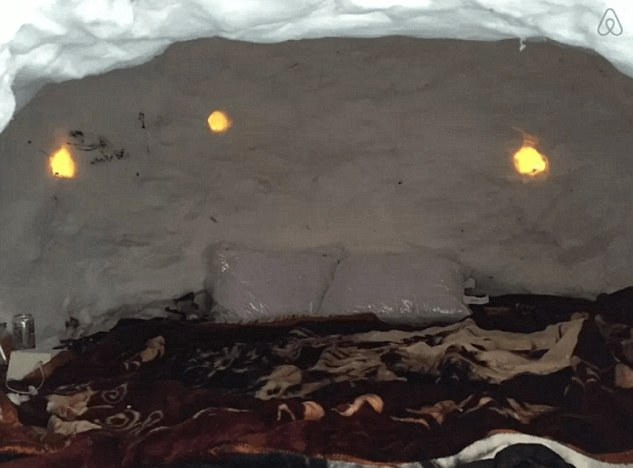 Screen Shot 2016 01 26 at 13.50.46 New Yorker Builds Amazing Igloo And Lists It On AirBnB