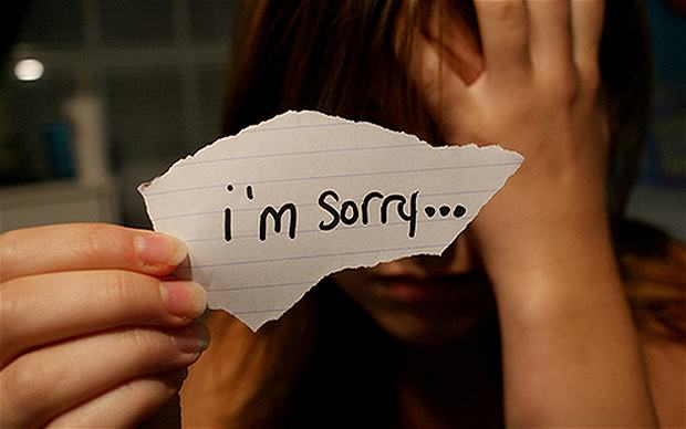 Sorry 1 People Arent Impressed With This New App That Stops Women Apologising
