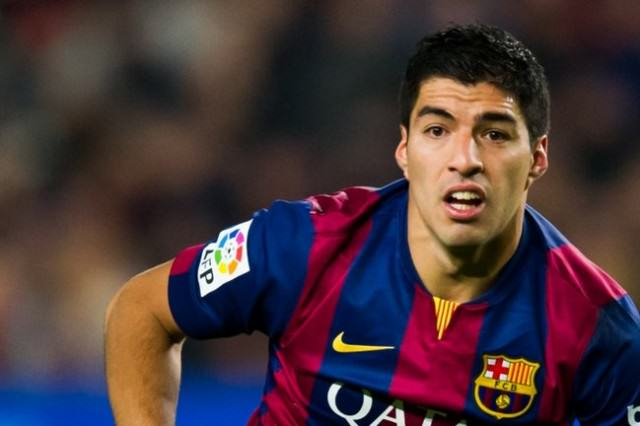 Suarez 640x426 Seven Footballers Who Are C*nts, Unless They Play For Your Team