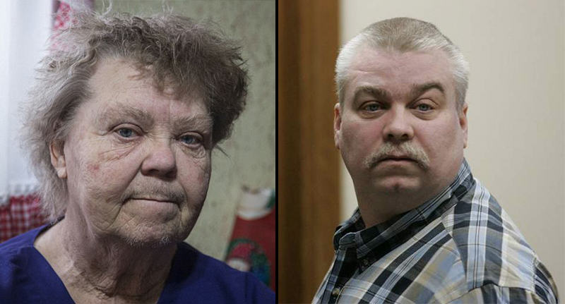 Steven Averys Mum Makes Shocking New Claim About Making A Murderer Victim avery mum FB