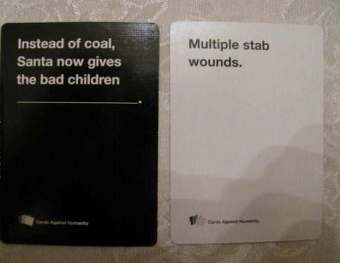 card 12 Are These The Most Offensive Cards Against Humanity Answers Possible?