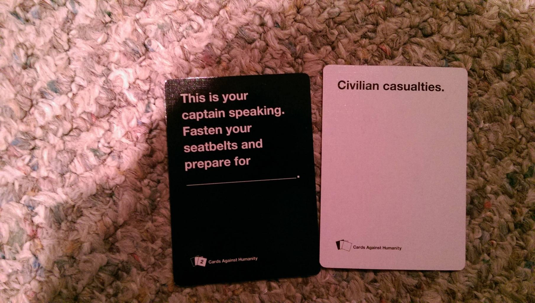 card 14 Are These The Most Offensive Cards Against Humanity Answers Possible?