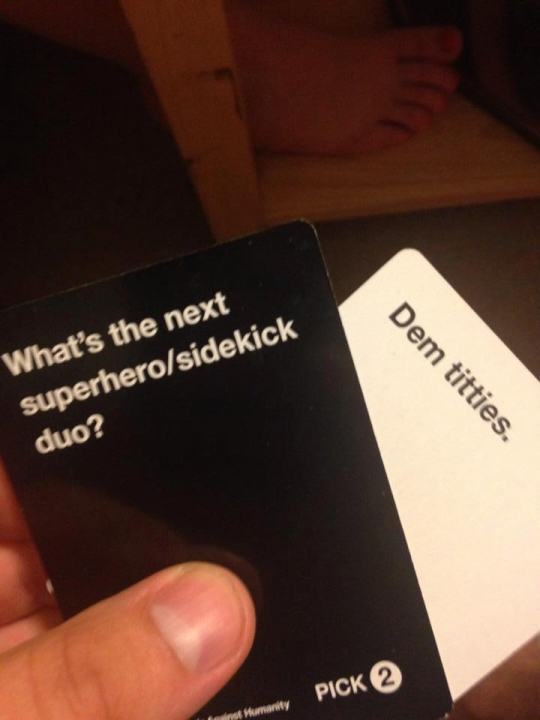 cards 9 Are These The Most Offensive Cards Against Humanity Answers Possible?