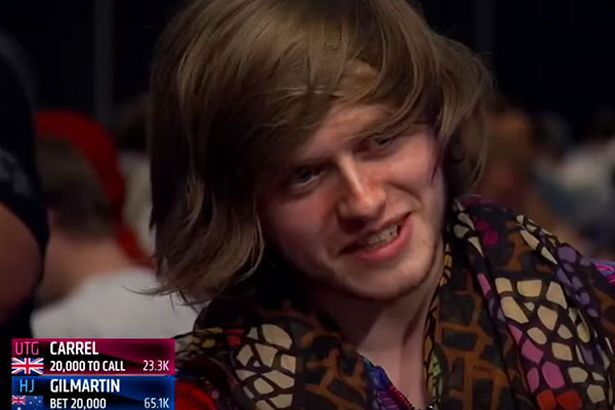 charlie poker 1 This University Dropout Turned £10 Into £1.5 Million In Just Two Years