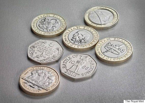 coin1 1 Twitter Is Going Nuts For Britain's Surprisingly Cool New £2 Coin
