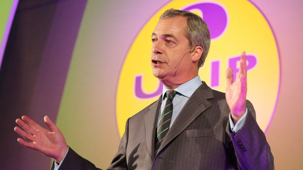 Someone Recently Tried To Assassinate Nigel Farage, Apparently farage crash 3