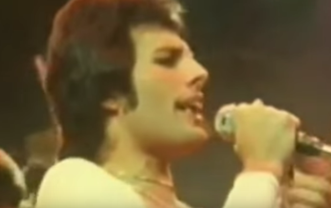 freddie1 Freddie Mercury We Are The Champions Vocal Only Track Is Absolutely Stunning