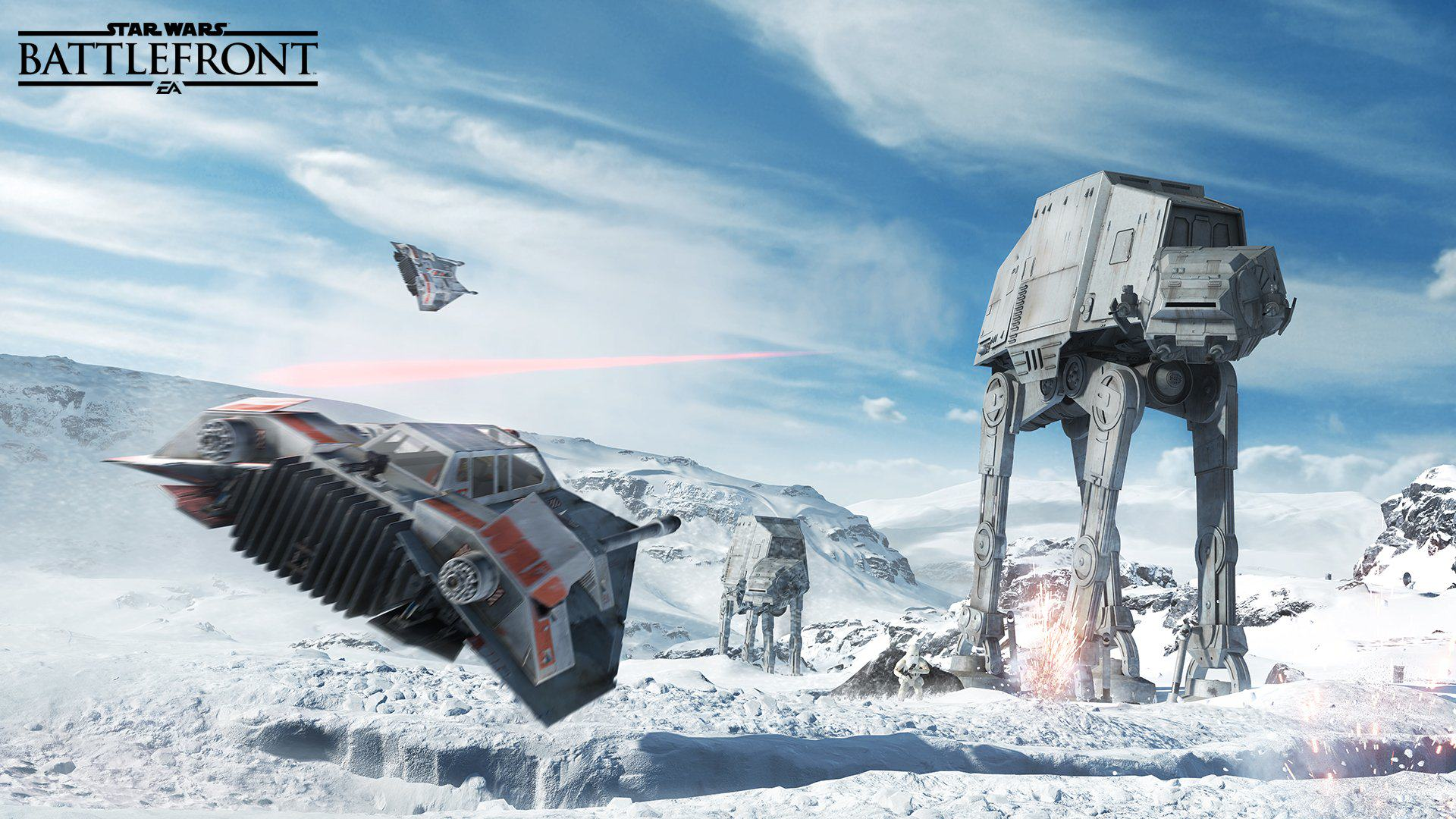 hoth2 Star Wars Battlefront Announcement Teased With Picture Of Hoth