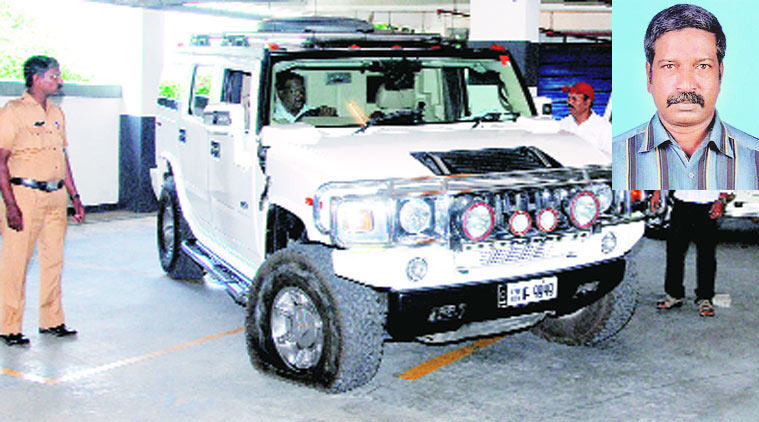 hummer Millionaire Crushed Security Guard To Death For Opening Gate Too Slow