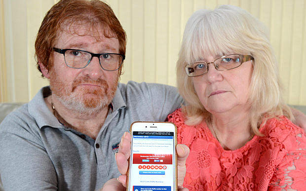 Couple Lose Out On £35 Million Lotto Jackpot Because Of App Glitch lottery 3539228b 2