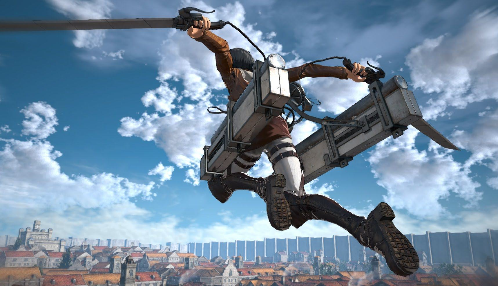maxresdefault 2 1 New Attack On Titan Trailer Showcases A Ton Of Awesome Gameplay