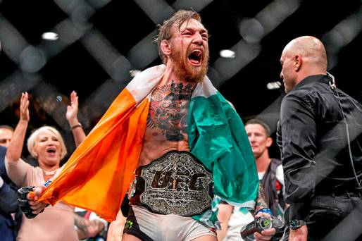 mcgregor mayweather 2 UFC Champion Conor McGregor Responds To Floyd Mayweathers Racism Comments