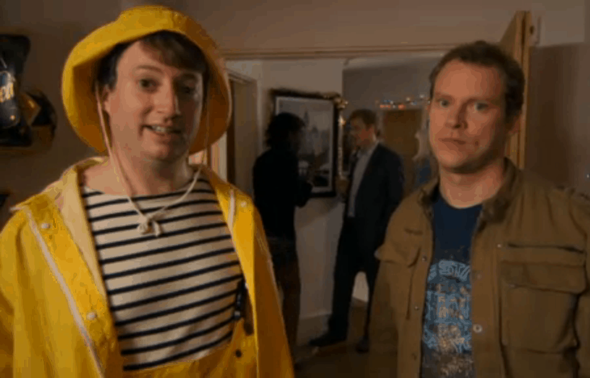 peep show fancy dress 1200x768 Things You Can Get Away With In Your Twenties That You Shouldnt Do In Your Thirties