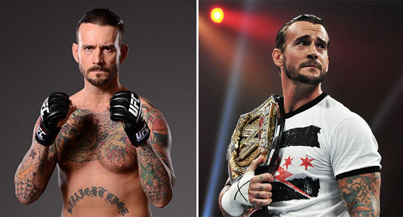 punk opponent FB CM Punks First UFC Opponent Has Just Been Announced