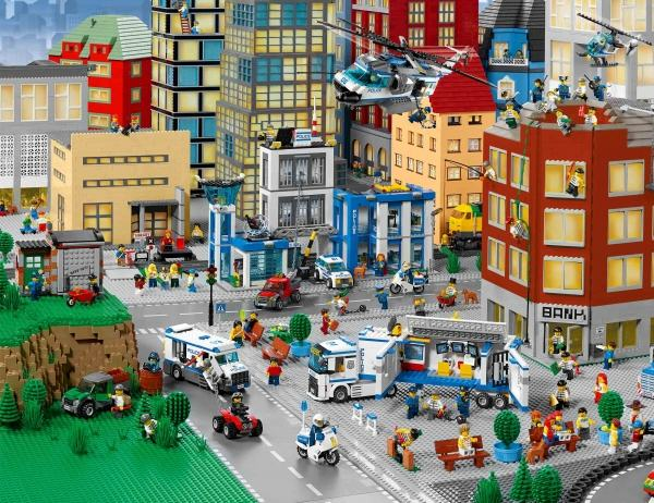 reo461rn Lego Have Just Released The Job Of Your Childhood Dreams