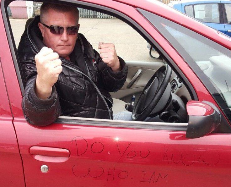 ronnie2 Ronnie Pickering Moped Driver Is At It Again In New Road Rage Video