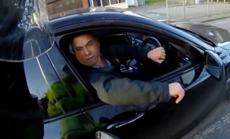 ronnie7 Ronnie Pickering Moped Driver Is At It Again In New Road Rage Video
