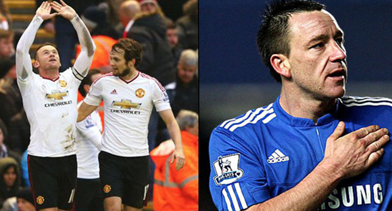 rooney fb Five Things We Learnt From This Weekends Premier League Action