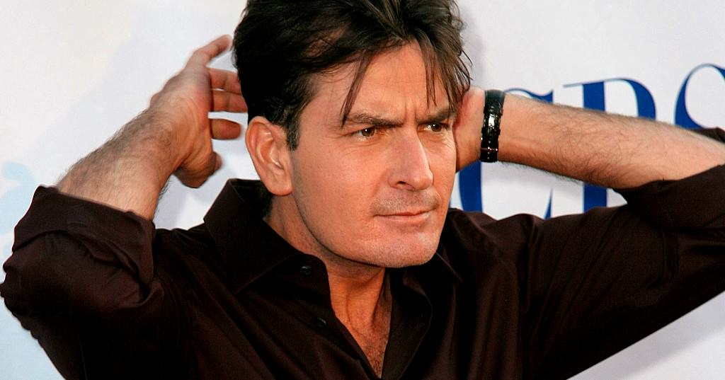 sheen3 Charlie Sheen Reveals He Has Been Diagnosed With Serious Mental Health Issue