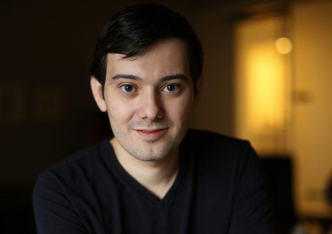 Are These Entrepreneurs Really Comic Book Supervillains? shkreli