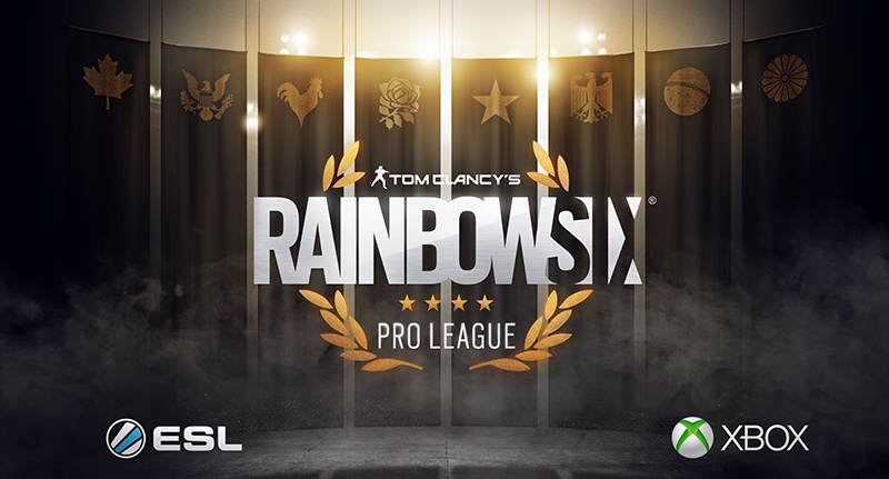 siegefacebook 3 Ubisoft Announce Rainbow Six Pro League, With £35,000 Prize