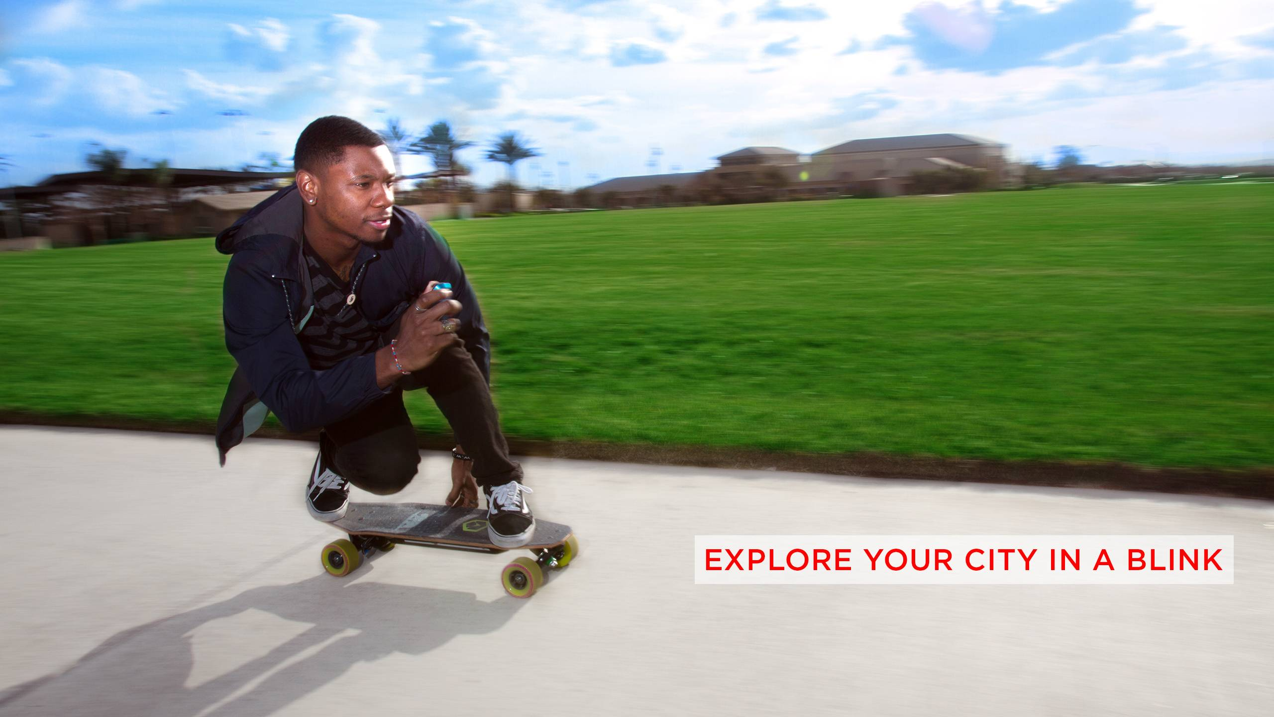 You Can Now Control Your Electric Skateboard Using An iPhone skateboard2