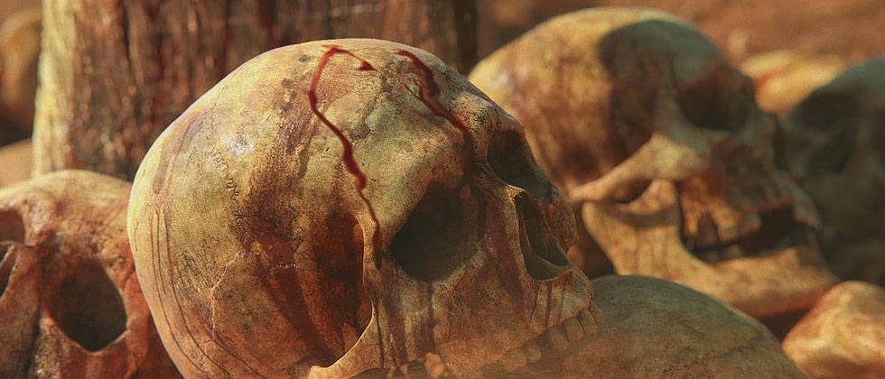 skull 1 New Open World Game Conan Exiles Announced Along With Trailer