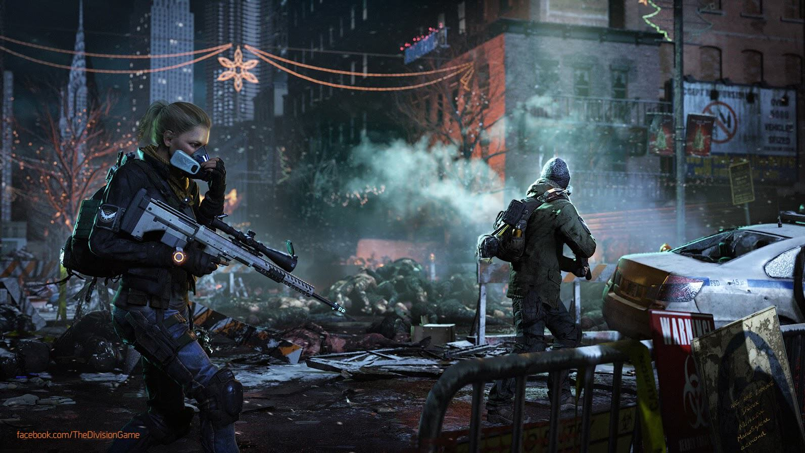 the division Ubisoft Confirm The Division Closed Beta Will Begin This Month