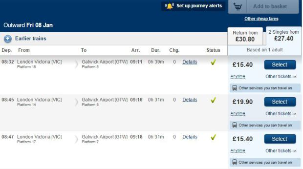 train ticket hack 3 A New Loophole Could Save You Hundreds Of Pounds On Train Tickets