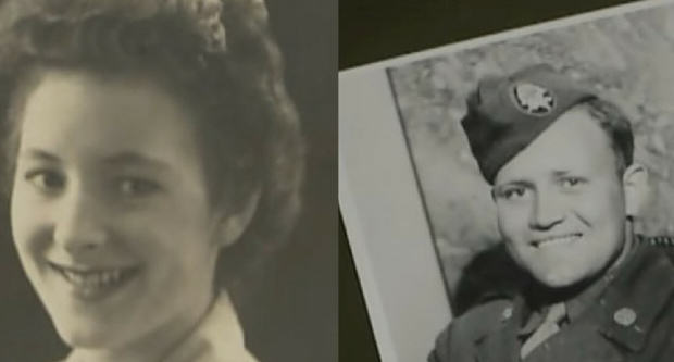 youtube couple Wartime Sweethearts To Reunite 70 Years Later On Valentines Day