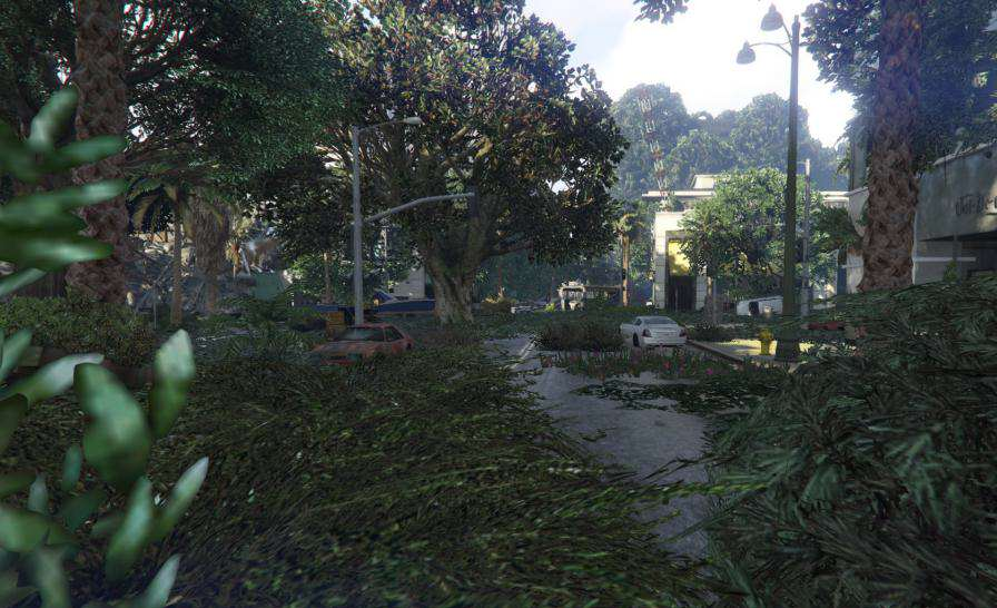 00b6eb 2 pc games These Mods Transform GTA V Into The Last Of Us
