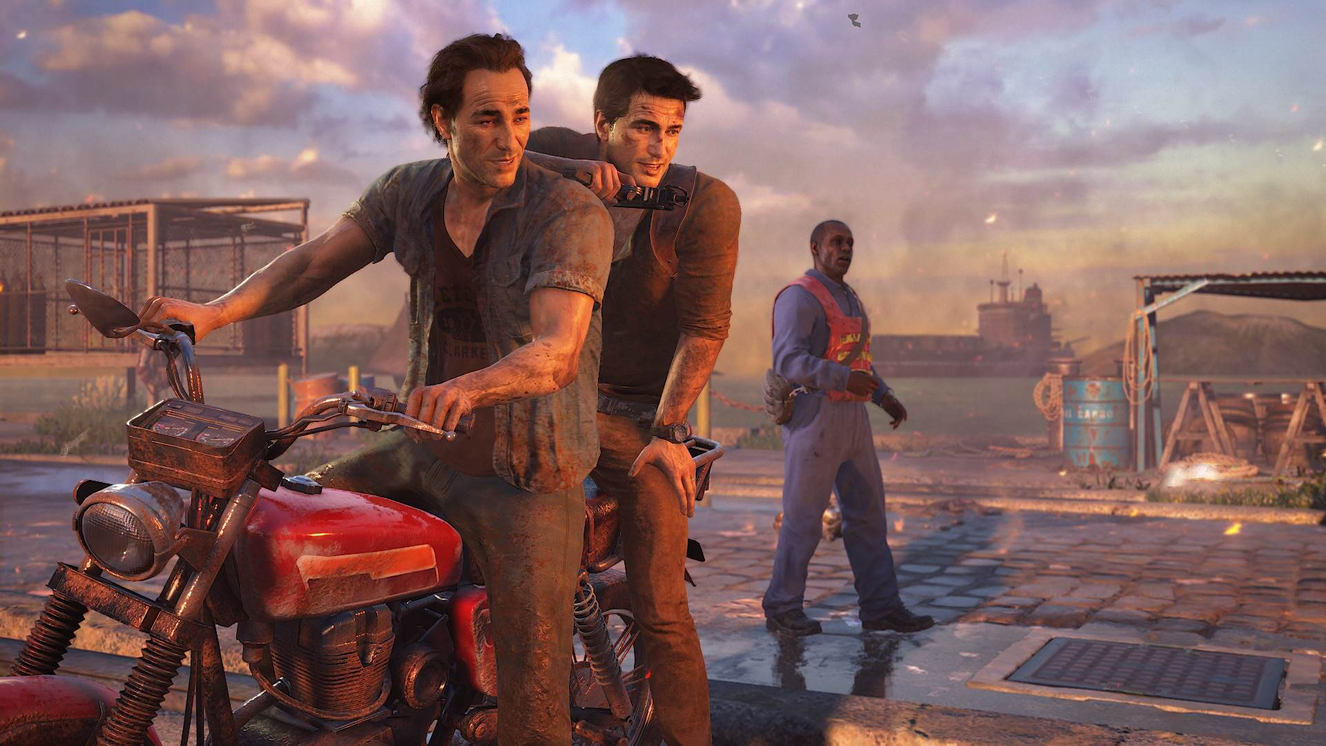 2886491 uncharted 4 drake sam survived Uncharted 4s Story Changed 100% After New Directors Joined