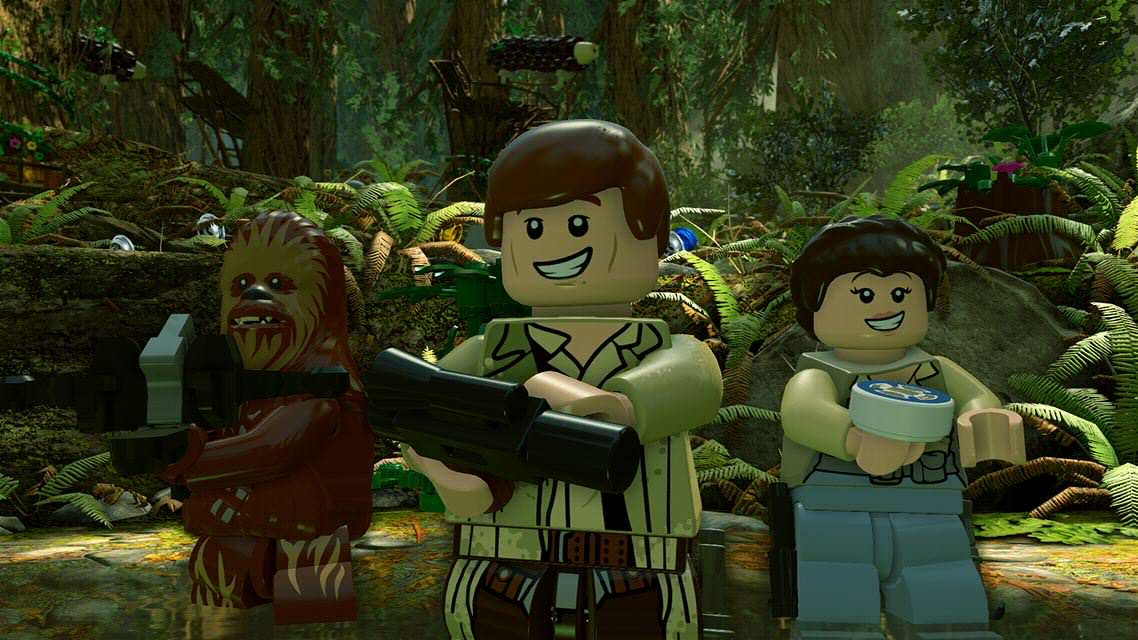 %name LEGO Star Wars The Force Awakens Will Expand On Films Story