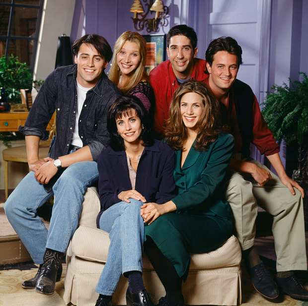 Internet Reacts To The Eagerly Awaited Friends Reunion Special 3000