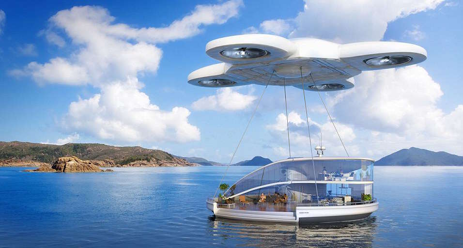 This Is What Life Will Be Like In 2116, Apparently image