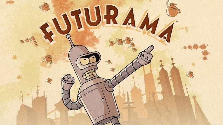 486771 futurama game of drones Futurama Mobile Game Gets Launch Date And New Trailer