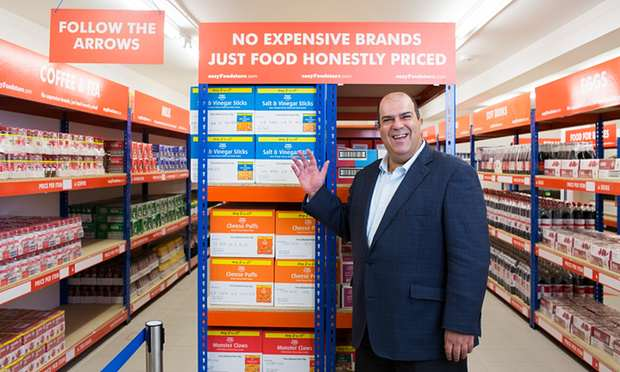 5749 1 EasyJet Founder Opens Cut Price Food Store Where Everything Is 25p