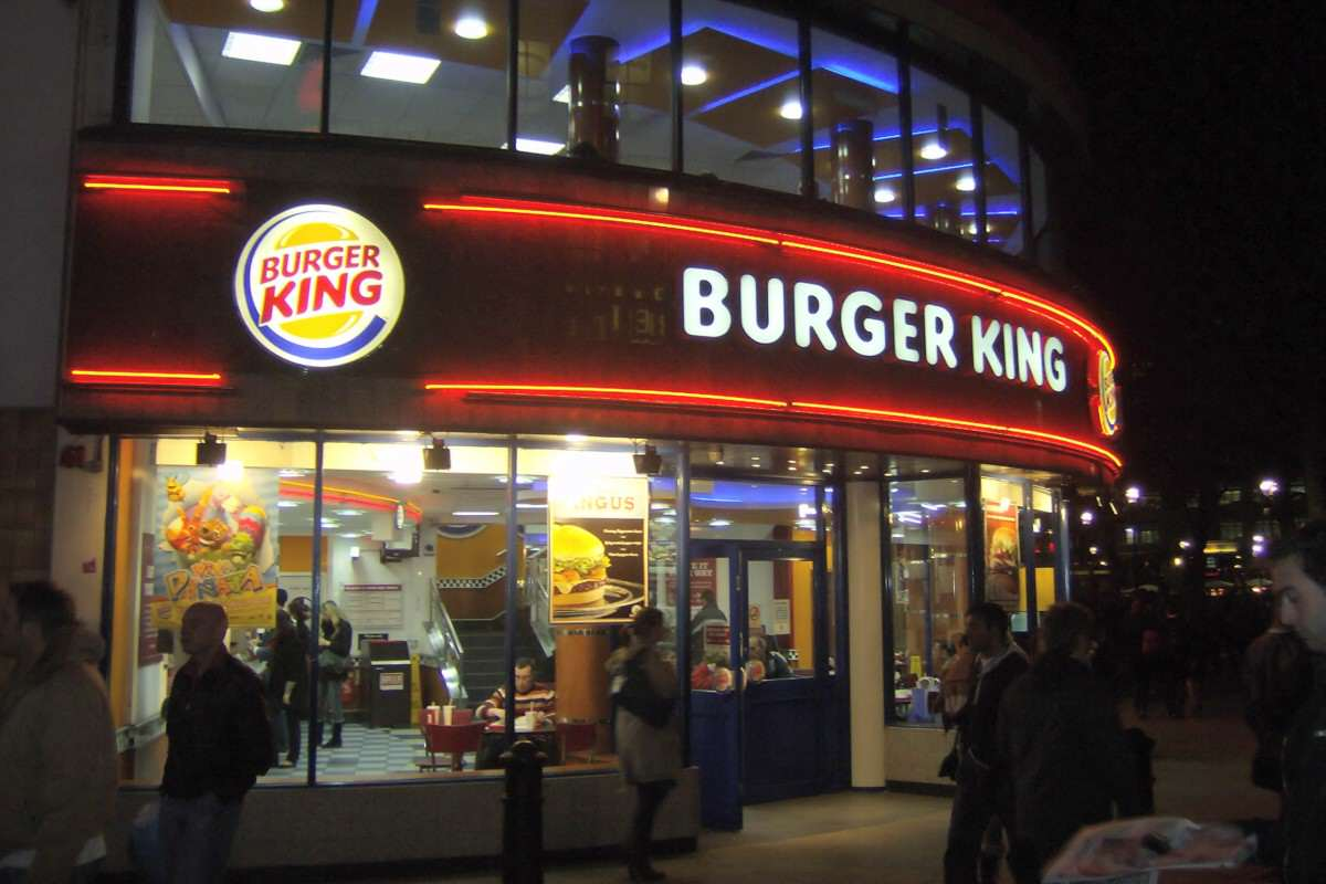Burger King in London 1200x800 Burger King Have Just Announced A Game Changer